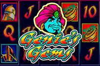 Игровые автомат Genie's Gems