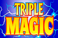 Игровые автомат Triple Magic