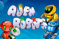 Игровые автоматы Alien Robots
