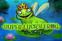 Игровые автоматы Super Lucky Frog