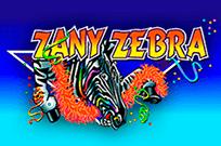 Игровые автоматы Zany Zebra