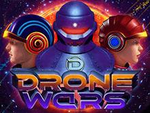 Играть в слот Войны Дронов онлайн