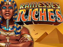 Играть в игровой автомат Ramesses Riches онлайн на реальные деньги